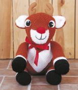 Twilleys of Stamford Knitting Kit Christmas Reindeer