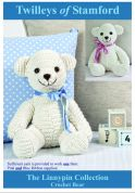Twilleys of Stamford Crochet Kit Cream Bear