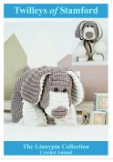 Twilleys of Stamford Crochet Kit Dennis Dog