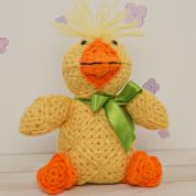 Twilleys of Stamford Dora Duck Crochet Kit