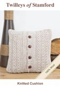 Twilleys of Stamford Cushion Cover Knitting Kit