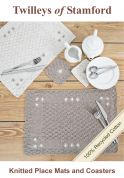 Twilleys of Stamford Knitting Kit Place Mat & Coasters