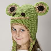 Twilleys of Stamford Frog Hat Crochet Kit