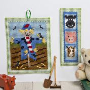 Twilleys of Stamford On the Farm Tapestry Kit