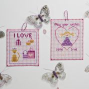 Twilleys of Stamford Favourite Things Cross Stitch Kit
