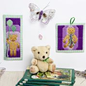 Twilleys of Stamford Teddy Time Long Stitch Kit