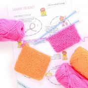 Twilleys of Stamford Learn to Knit Starter Kit