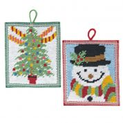 Twilleys of Stamford Christmas Tree Tapestry Kit