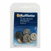 Rufflette Lead Curtain Penny Weights