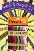 DMC Prism Friendship Bracelet Friendship 102 Book