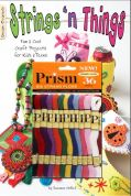 DMC Prism Friendship Bracelet Strings & Things Book