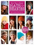 Annie's Attic More than a Dozen Hats & Beanies Knitting Craft Book