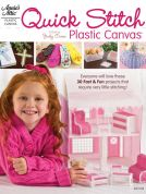 Annie's Attic Quick Stitch in Plastic Canvas Craft Book