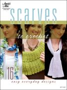 Annie's Attic Scarves to Crochet Craft Book