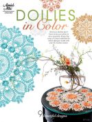 Annie's Attic Doilies in Colour Crochet Craft Book