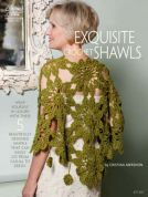 Annie's Attic Exquisite Crochet Shawls Craft Book