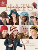 Annie's Attic Hooked on Crochet Hats Craft Book
