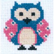 Anchor 1st Cross Stitch Kit for Children & Beginners Zoe