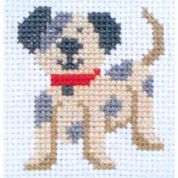 Anchor 1st Cross Stitch Kit for Children & Beginners Toby