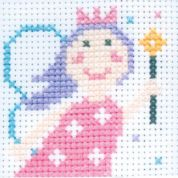 Anchor 1st Cross Stitch Kit for Children & Beginners Lola