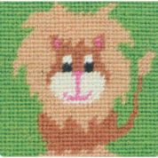 Anchor 1st Tapestry Kit for Children & Beginners Leo