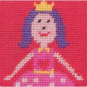 Anchor 1st Tapestry Kit for Children & Beginners Ruby