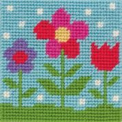 Anchor 1st Tapestry Kit for Children & Beginners Flora