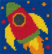 Anchor 1st Tapestry Kit For Children & Beginners Ronnie