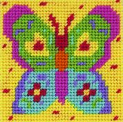 Anchor 1st Tapestry Kit For Children & Beginners Butterfly