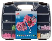 Prym Colour Press Fastener Box  Assorted Colours