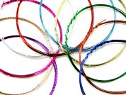 Darice 28 Gauge Craft Wire 9m  Assorted Colours