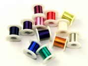 Darice 26 Gauge Craft Wire  Assorted Colours
