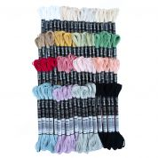 Anchor Marlitt Embroidery Thread  Assorted Colours