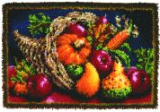 Caron Classics Latch Hook Kit Country Harvest
