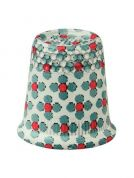 Prym Love Patterned Metal Thimble