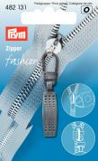 Prym Replacement Zip Fastener Puller Matrix Brushed  Black