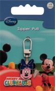 Prym Replacement Zip Fastener Puller Disney Minnie Mouse