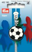 Prym Replacement Zip Fastener Puller Football