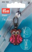 Prym Replacement Zip Fastener Puller Owl