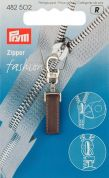 Prym Replacement Zip Fastener Puller  Dark Brown