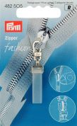 Prym Replacement Zip Fastener Puller Crystal  Transparent