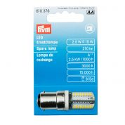 Prym Sewing Machine Bayonet LED Bulb