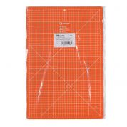 Prym Cutting Mat  Orange
