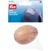 Prym Hardwood Darning Egg