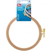 Prym Beachwood Embroidery Hoop Ring