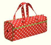 Prym Craft Storage Bag  Red, White & Green