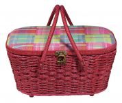 Prym Sewing Basket Box Picnic Large