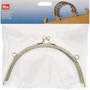 Prym Bag Fastening  Antique Brass
