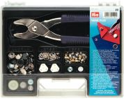 Prym Vario Plus Press Fastener & Eyelet Assortment Kit