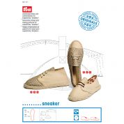 Prym Sewing Pattern & DVD for Espadrilles Sneaker